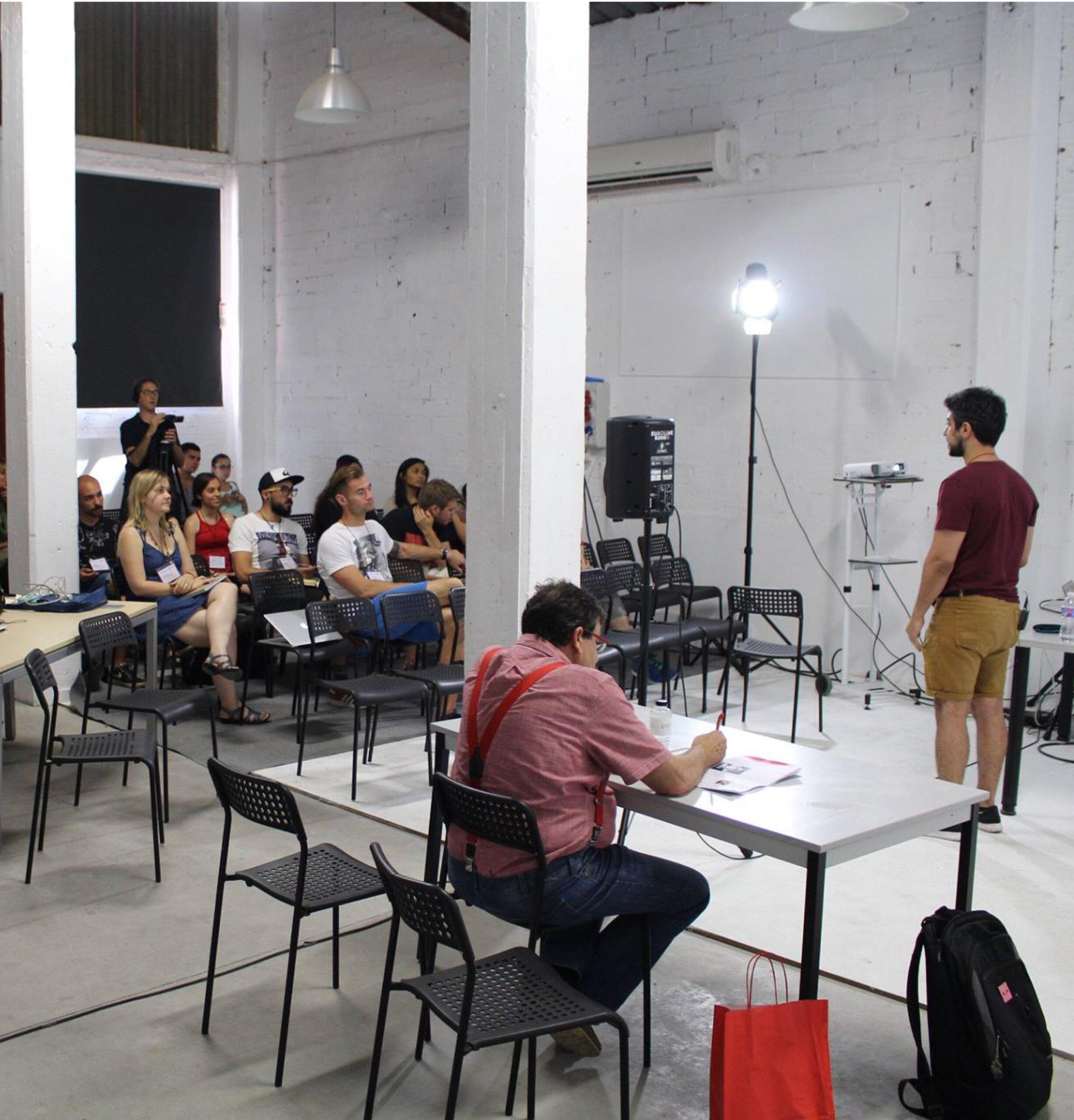 Crónica Bridging The Gap 2016