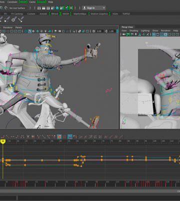 Animación cortometraje