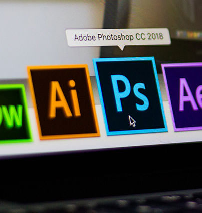 curso diseno grafico photoshop illustrator indesign