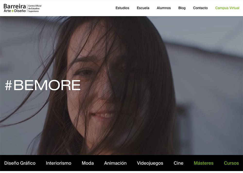 nueva web barreira
